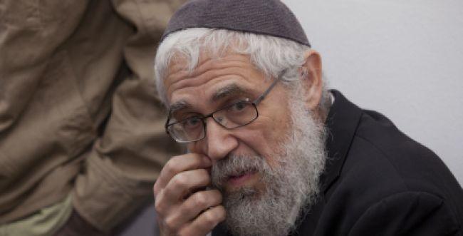 יישאר מורשע: הרב אלון לא יערער על פסק הדין