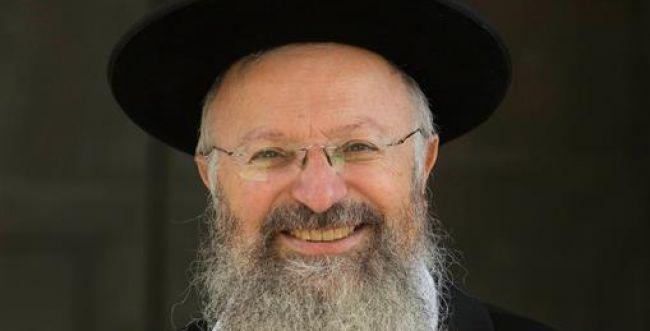 ארגון רבני הקהילות מחרים; הרב שמואל אליהו ישתתף בעצרת