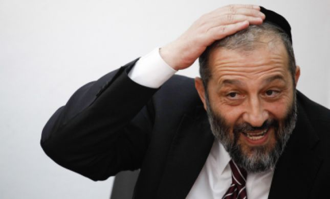 הזיגזג של דרעי: ארץ ישראל חשובה לנו