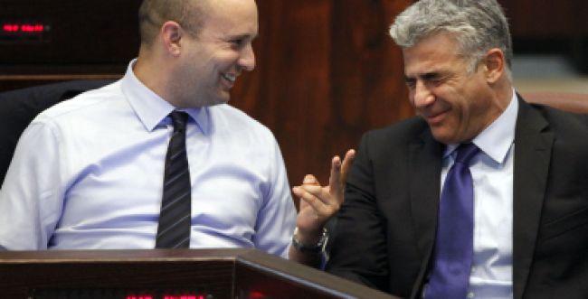 הבית היהודי מאיימים: נפרוש מהממשלה