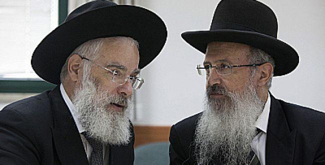 הרבנות הראשית קברה את 'חוק צהר'