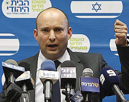 """חדשות המגזר, חדשות קורה עכשיו במגזר """"נתינת תיק הדתות לש""""ס - סוף המו""""מ עם הבית היהודי"""""""