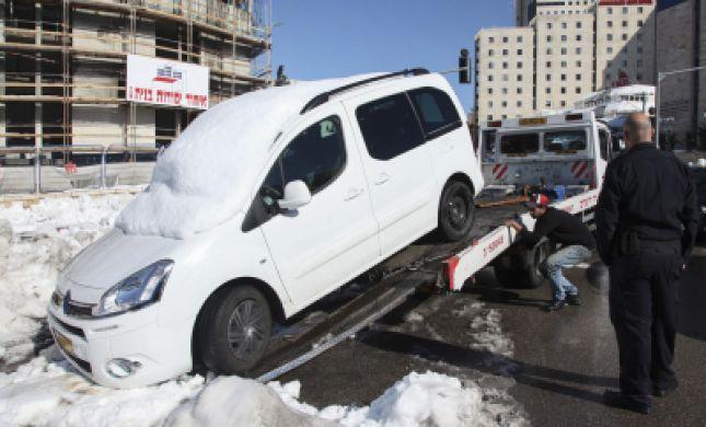 פסק הלכה: נתקעת בשלג? שלם את הוצאות הגרירה