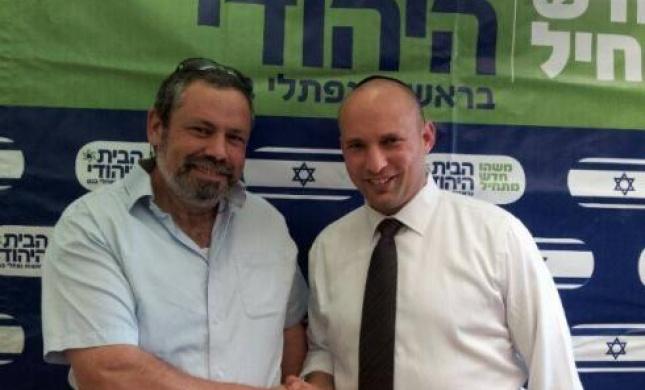 יוחאי דמרי נבחר לראשות מועצת הר חברון