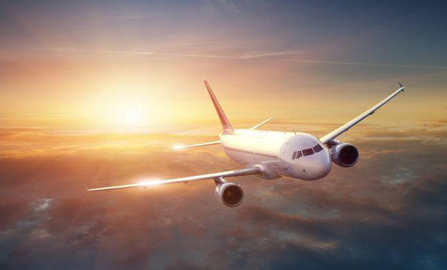 טייק אווי לתא הטייס: סנדוויץ' עיכב טיסה