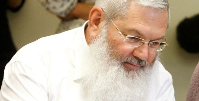 הצעת חוק: שר הדתות יוכל לפטר רבנים שלא מתפקדים