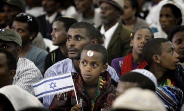 נתוני הגיור: 5,600 גרים בשנה, מחציתם יוצאי אתיופיה
