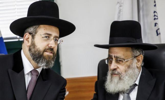 הרבנות הראשית: לא יינתן פטור מבחינות לקבלת כושר רב עיר
