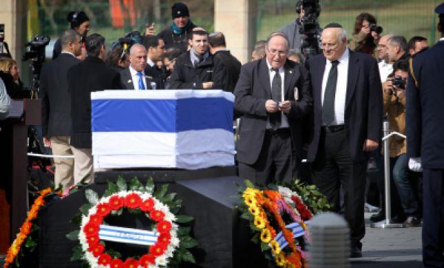 גלריה: טקס האשכבה של שרון במשכן הכנסת