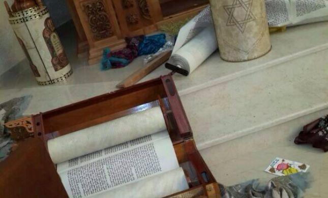 הרב בן דהן: אסור לנו לשתוק על חילול בית כנסת