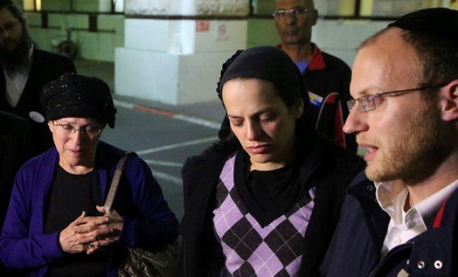 התפילות עזרו: מיכאל גרוס התעורר וזיהה את בני משפחתו