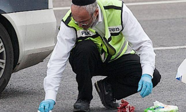 כביש 2: צעיר נהרג מפגיעת אוטובוס, עומסי תנועה במקום