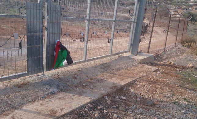 אחרי הלווית הרוצח: עשרות פלסטינים צעדו לישוב איתמר
