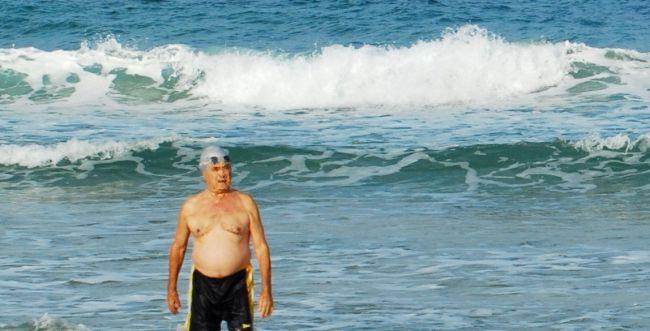 הקשיש ביקש שגופתו תושלך לים ותשמש אוכל לדגים