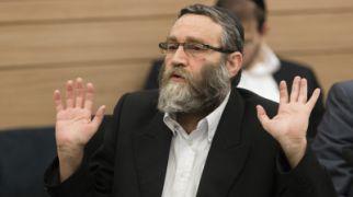"""חדשות חרדים גפני: """"אני יכול לשבת עם הבית היהודי בקואליציה"""""""
