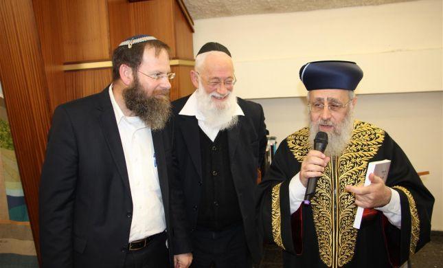 בצל הסערה: הרבנים הראשיים  מחזקים את ישיבות ההסדר