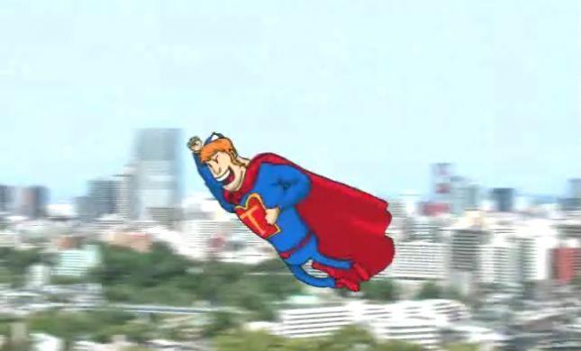 הקומיקס הופך לאנימציה: תורה מן עובר לוידאו