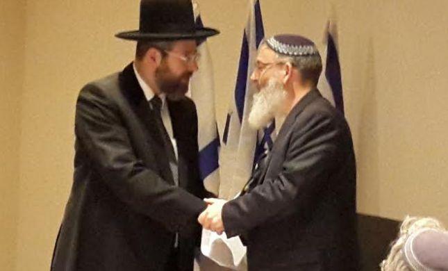 """הרב לאו בכנס רבני צהר: """"שתפו פעולה עם הרבנות הראשית"""""""