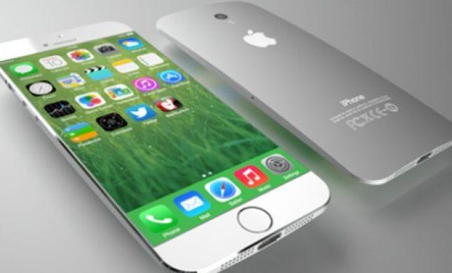 אייפון 6 הודלף לרשת: יגיע עם מסך ללא שוליים