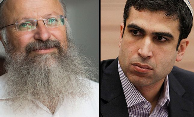 הרב אליהו פרסם מכתב תמיכה בשטבון: לא יצליחו להשתיק אותו