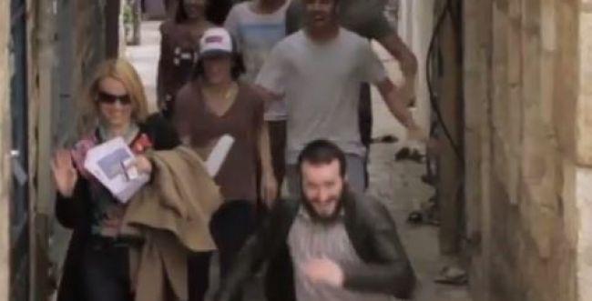 עשרה ימים לפני המרתון: בירושלים התחילו עם המתיחות