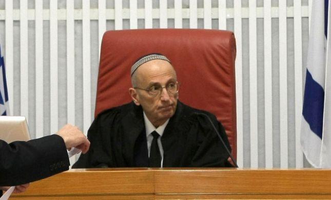 """ברוך דיין האמת: השופט אדמונד לוי ז""""ל"""