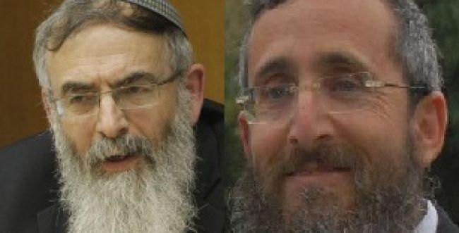הרב סתיו לרב פנדל: היית משתתף בעצרת של שלום עכשיו?!