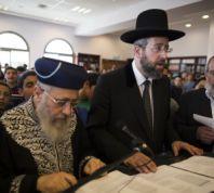 הרבנות הראשית לישראל, יהדות הרבנים הראשיים: להתפלל למען פולארד