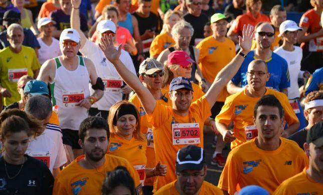מרתון ירושלים: 26,000 רצים ושיא חדש של המנצח