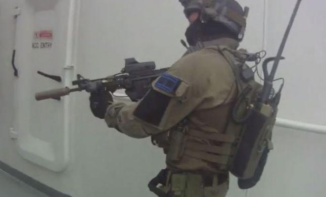 צפו: ההשתלטות על הספינה ממצלמות לוחמי השייטת
