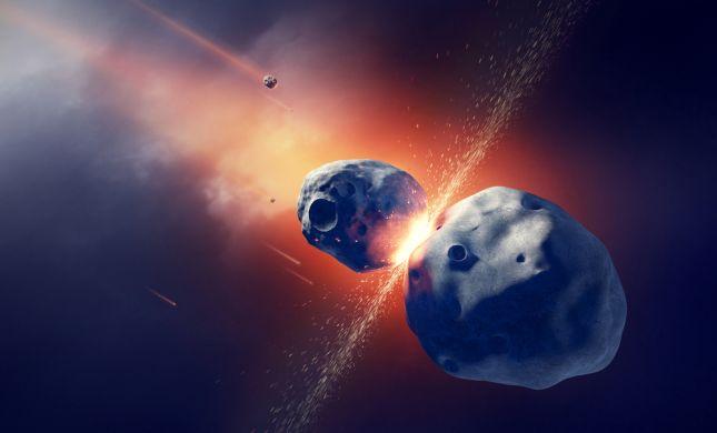 התרגשות בשחקים: אסטרואיד יחלוף הלילה ליד כדור הארץ