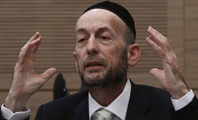 """ח""""כ אורי מקלב: הבית היהודי סוחטת את הממשלה"""