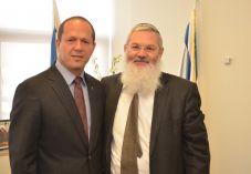 """יו""""ר ועדת הבחירות לרב ראשי בירושלים: בוגר ישיבת הסדר"""