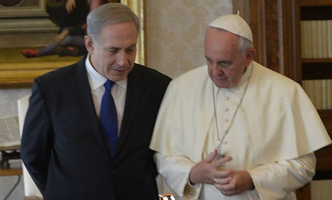 """בכותל מתנגדים לביקור האפיפיור: """"הוא סמל הטומאה"""""""