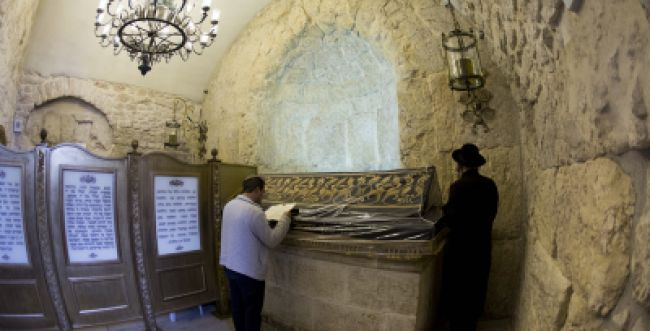 חוטובלי לנתניהו: אל תמסור את קבר דוד לותיקן