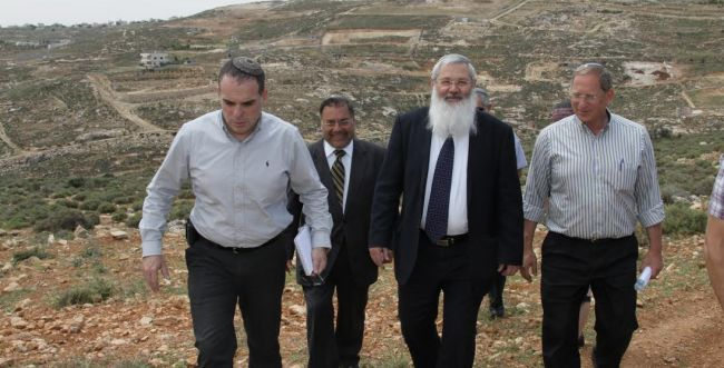 הרב שלמה ריסקין מאוכזב מהבית היהודי