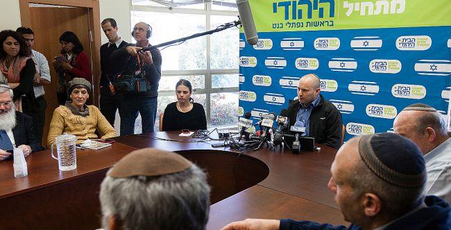 הבית היהודי עדיין לא שילמה לפעילי הבחירות