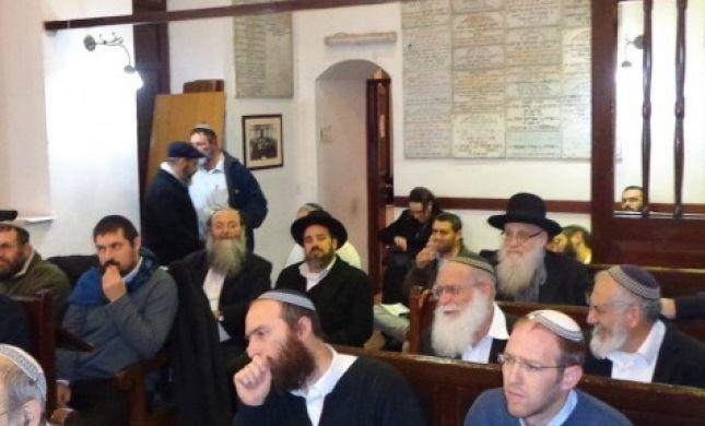 """הרב קלונסקי הוציא אישה מהארון, """"דרך אמונה"""" מתגייסים לעזרתו"""