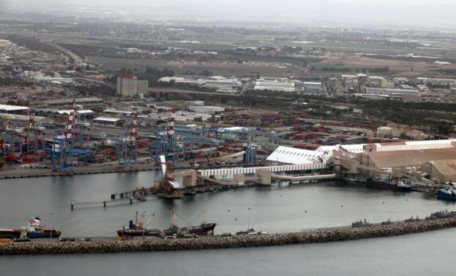 חשד לשחיתות חמורה: נעצרו בכירים בנמל אשדוד