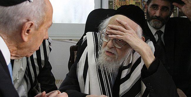 """""""הרב אלישיב התיר לי לקחת מהקרן לידידות"""""""