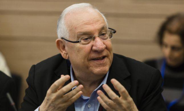 סקר ערוץ הכנסת: הציבור תומך בריבלין לנשיאות