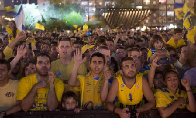 תבונות אמוניות מהאליפות של מכבי תל אביב
