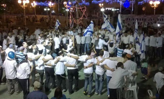 ישיבות ההסדר בצפון התאחדו לחגיגת יום העצמאות