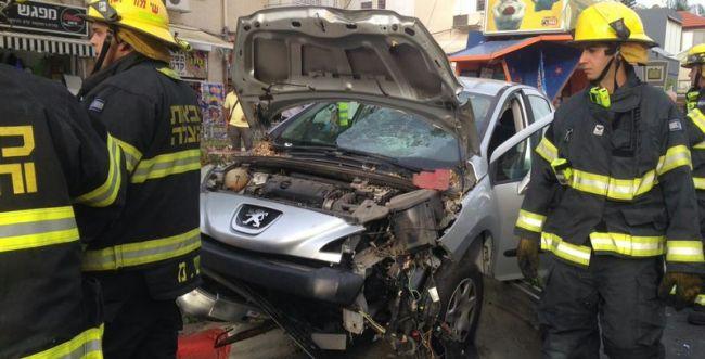 תאונה: תאונה קשה בחולון: נהג דרס למוות הולכת רגל