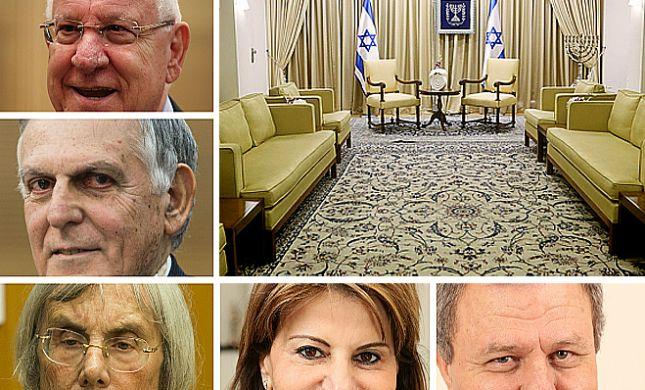 רגע ההכרעה: הכנסת בוחרת את הנשיא הבא