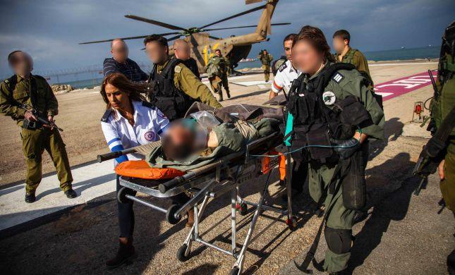 מסתמן: הפיגוע בצפון - ירי מכוון