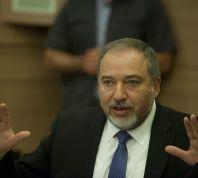 """חדשות, חדשות פוליטי מדיני ליברמן: """"הטרור אינו נובע מהבנייה בירושלים"""""""