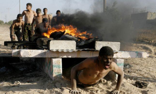 שחקן נבחרת פלסטין פעל בשביל החמאס