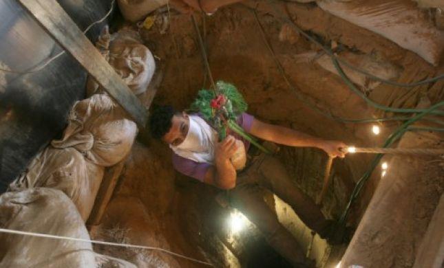 מתחת לאדמה: נחשפה עיר הטרור