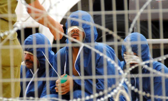 בוטלה שביתת הרעב של האסירים המנהליים